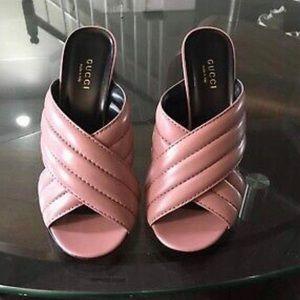 Gucci Webby Heels